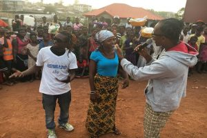 Street-theatre-supports-women'-voting-rights